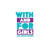 The With and For Girls Award!