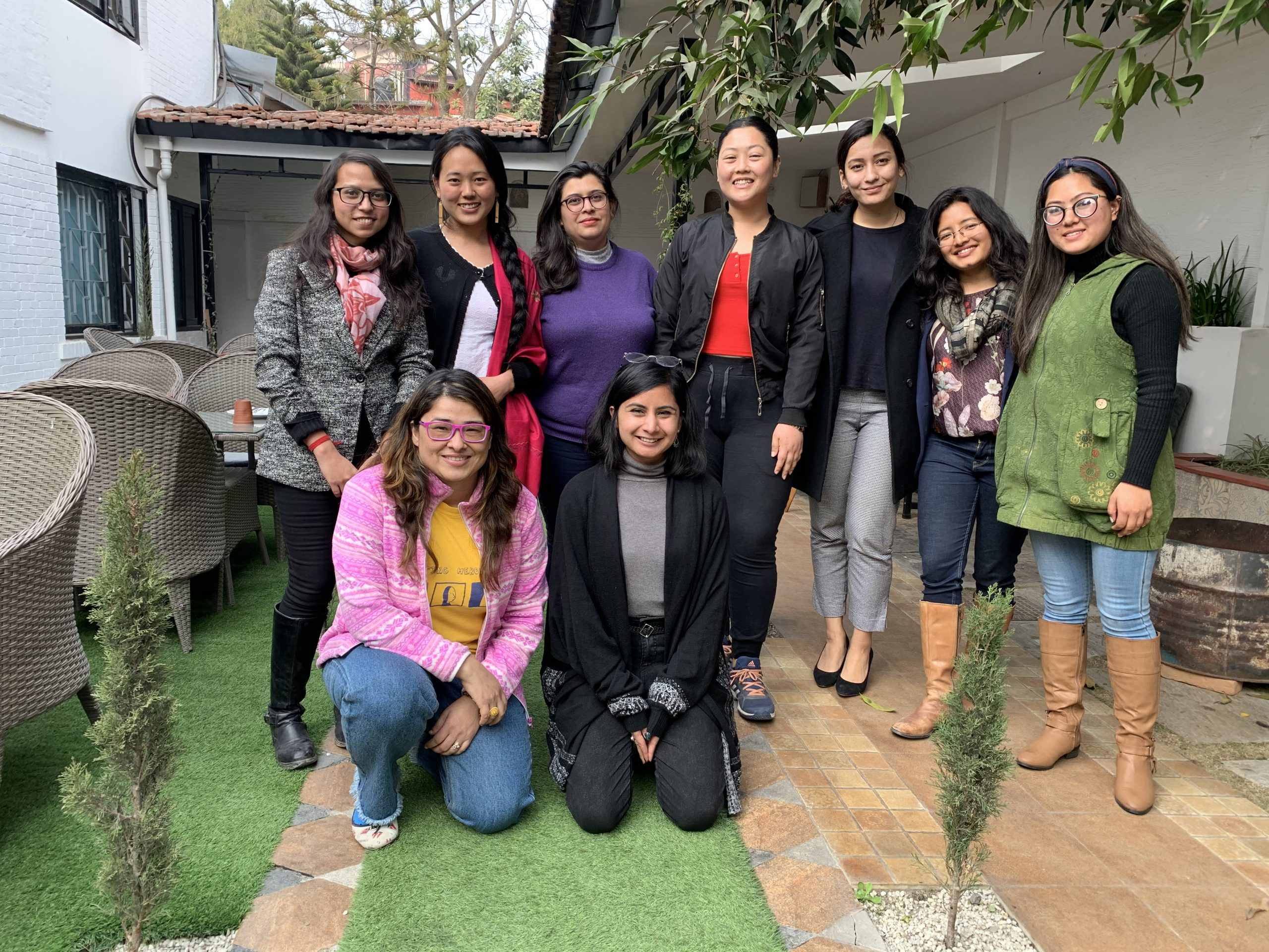 Women Circle: Supporting Each Other